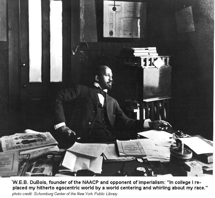 w e dubois Immediately download the web dubois summary, chapter-by-chapter analysis, book notes, essays, quotes, character descriptions, lesson plans, and more - everything you need for studying or teaching web dubois.