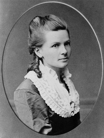 picture of Bertha Benz
